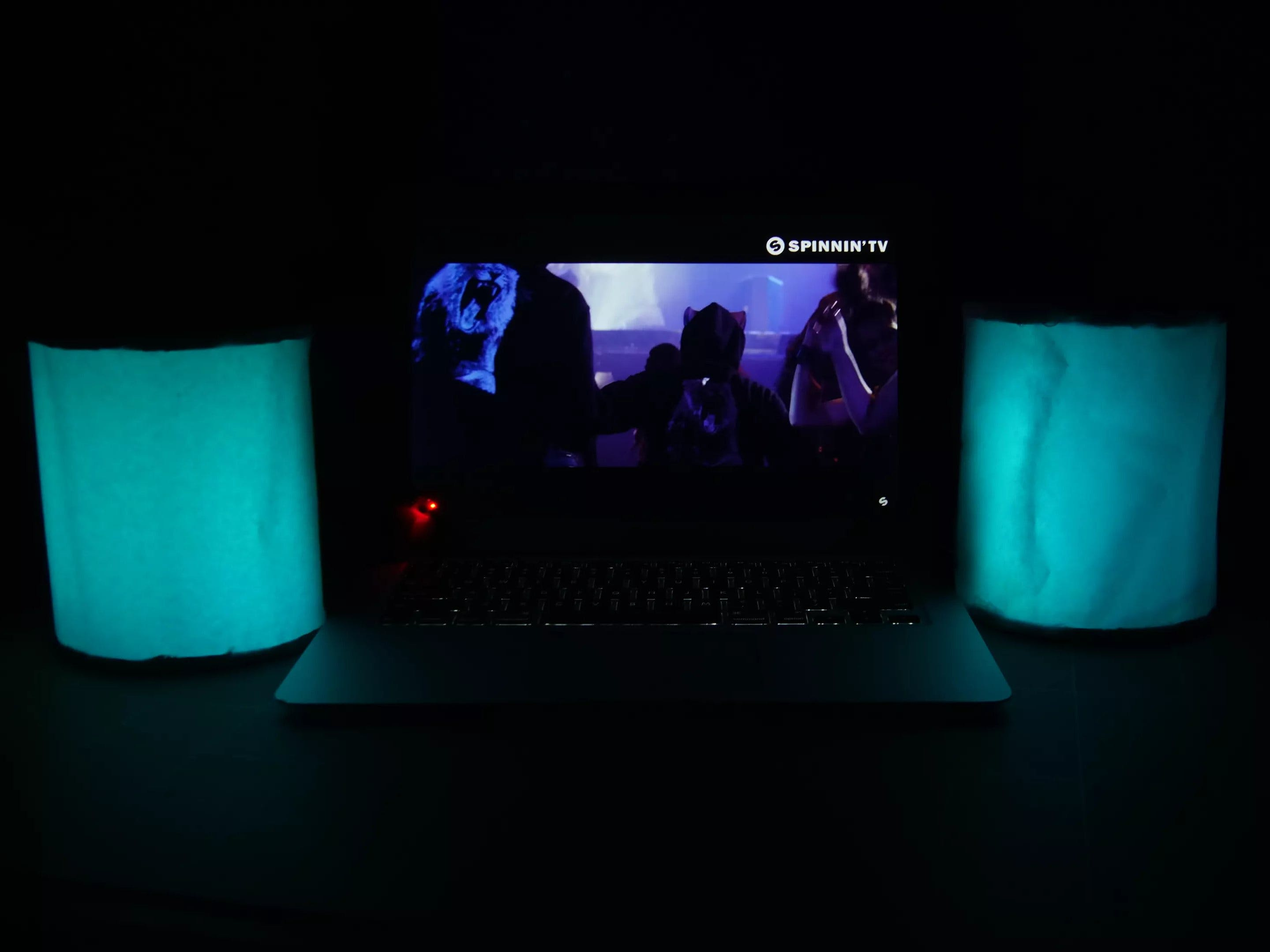 Music Reactive RGB Using Arduino