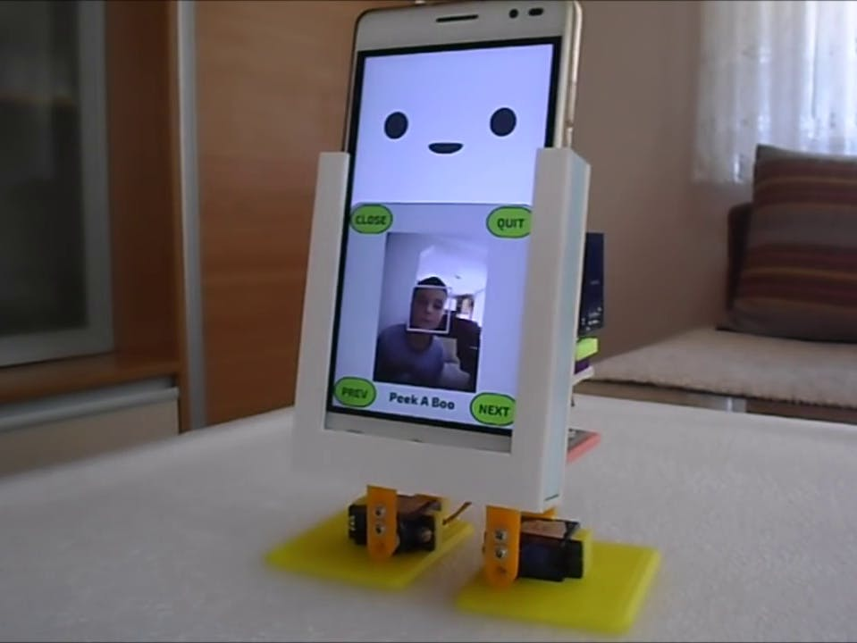 MobBob: DIY Arduino Robot Controlled by Android Smartphone