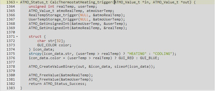 """NXP Rapid IoT: example of how to read and write an variable from the """"Out Of the Box Demo"""""""