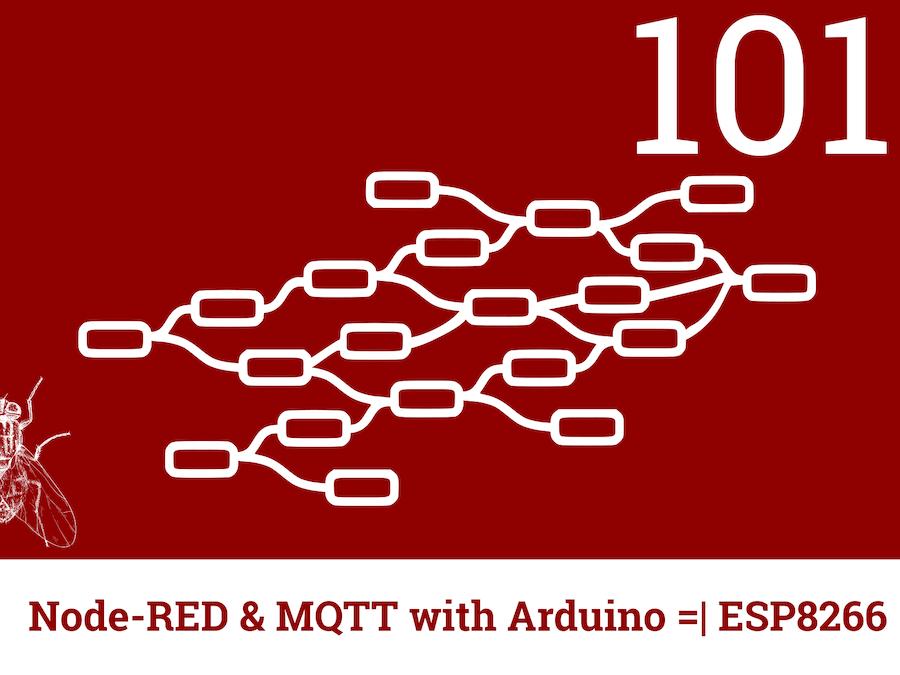 Interfacing Arduino MKR or ESP via MQTT - Node-RED 101