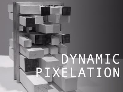 Dynamic Pixelation | Dynamic Environments