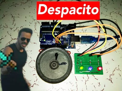 Despacito Melody