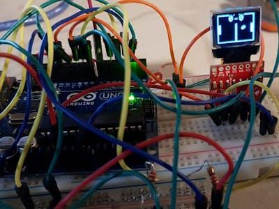 Ponguino Arduino Pong Game