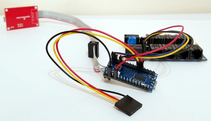 Programming the Arduino Nano