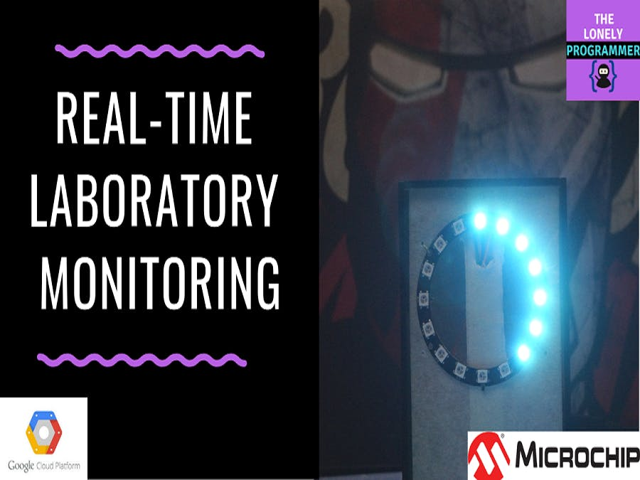 Real-Time Laboratory Monitoring