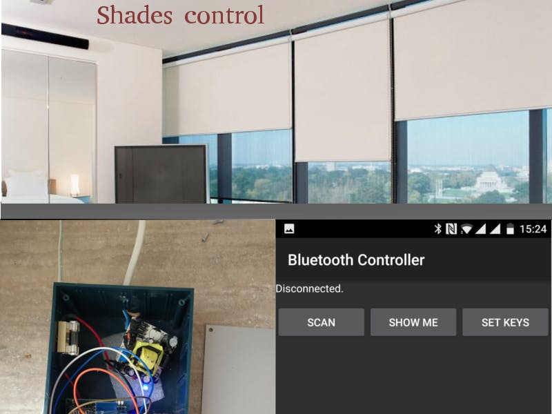 Automated Windows Shades
