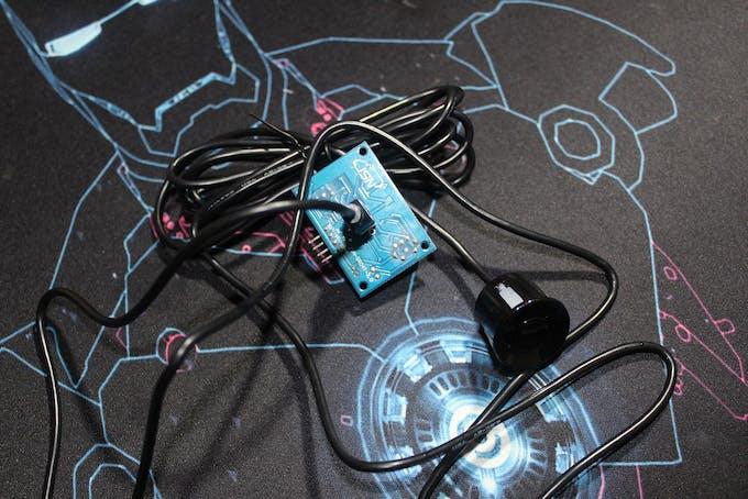JSN SR-04T v2.0 board+probe