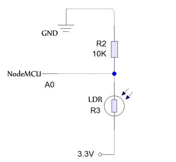 instead of connecting directly to 3.3v, connect to diode or we can use ic 4051 and then give desired high or low from one of digital pis of nodemcu