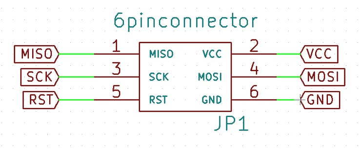 Don't get confused by numbers on the pin connector, I will tell the connection details below
