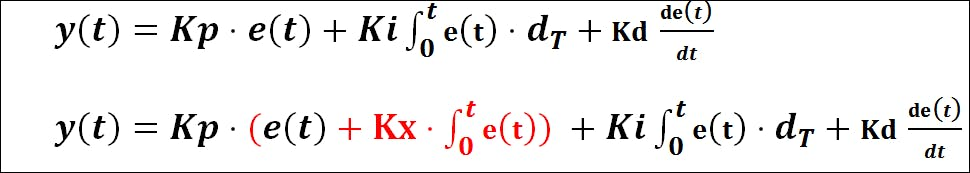 PID differential equation