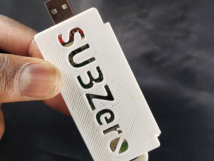 SUBZero - A Simple Network-Attached Storage Device