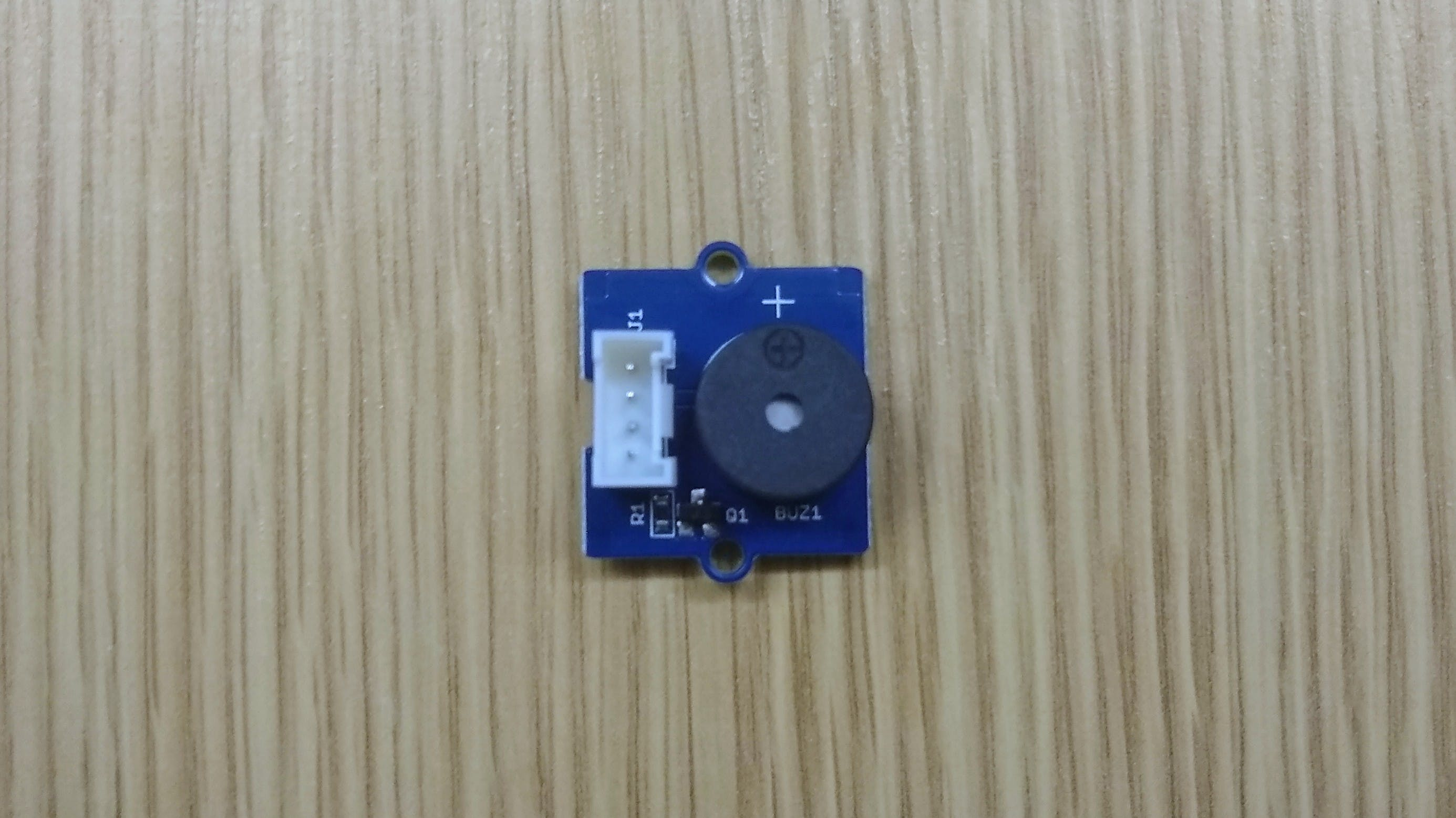 Buzzer (Front)