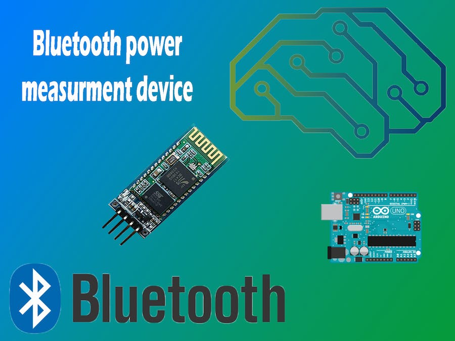 Bluetooth Power Measurement Transmitter