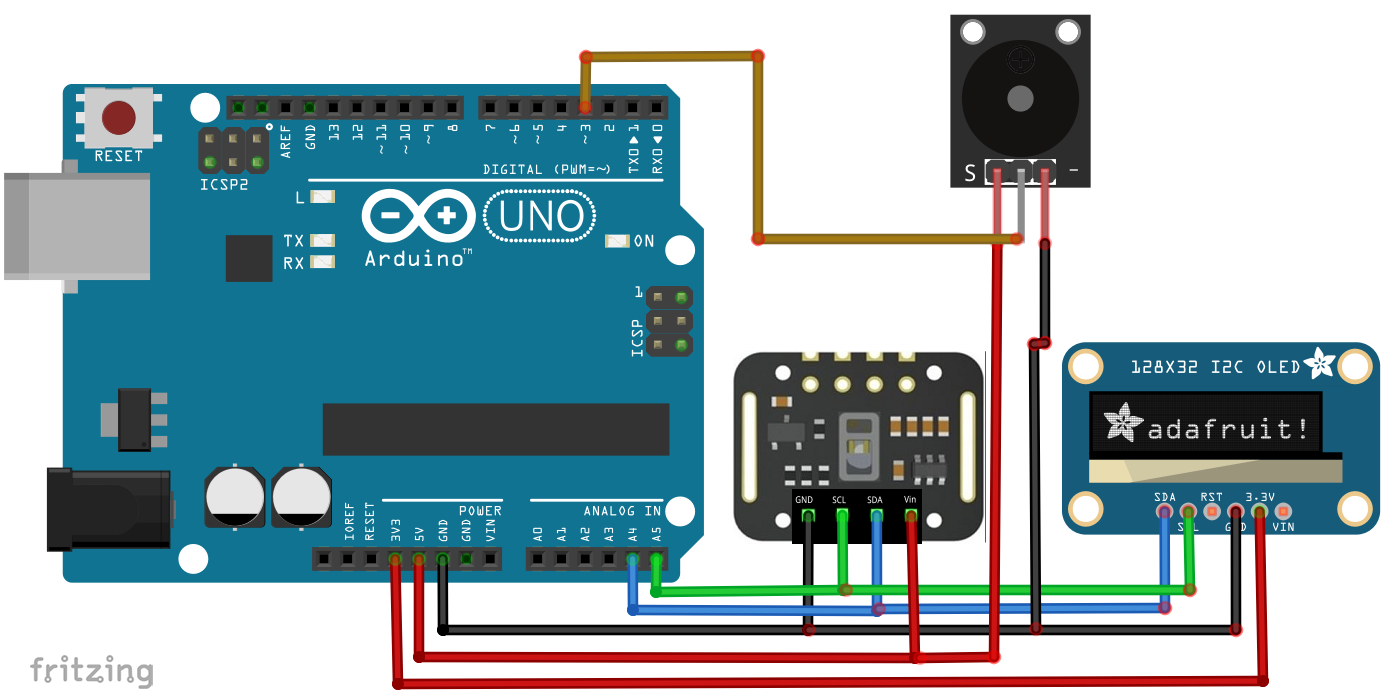 Measure Heart Rate and SpO2 with MAX30102 - Hackster io