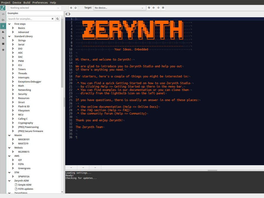 Python and C Blended Programming on ESP32 using Zerynth - Hackster io