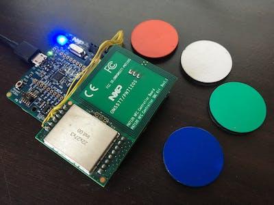 Simple NFC Reader