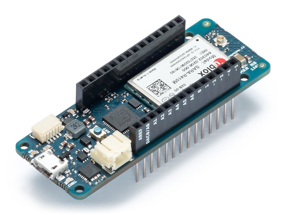 Securely Connecting an Arduino NB 1500 to Azure IoT Hub