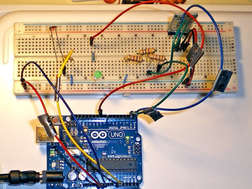 Bluetooth Dialogue with Arduino via HC-05 Module