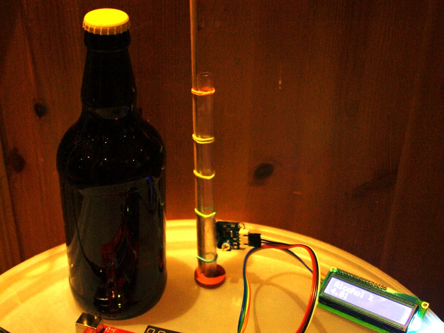 Homebrew Fermentation Monitor
