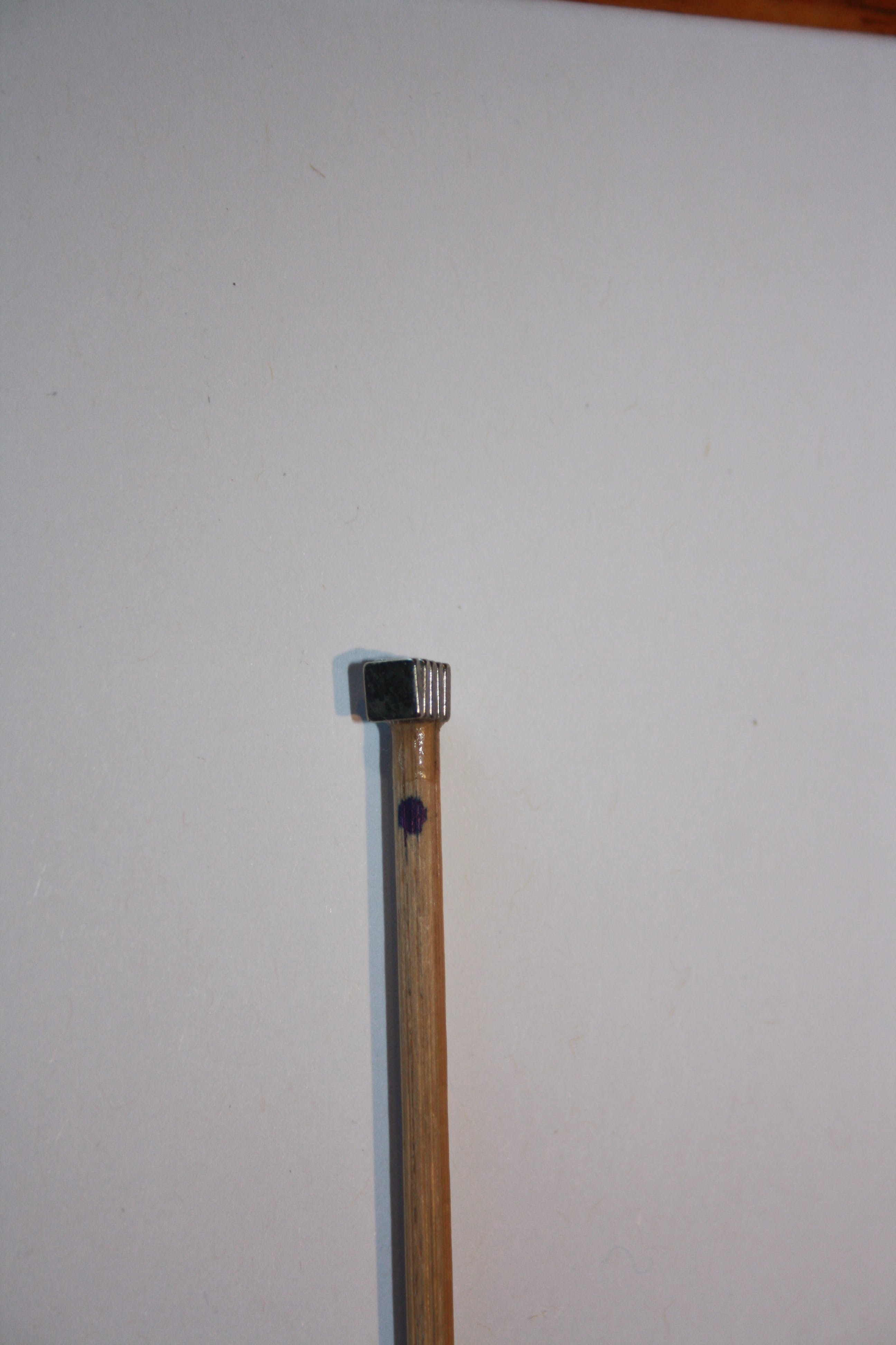 Construction of the magnetic hydrometer
