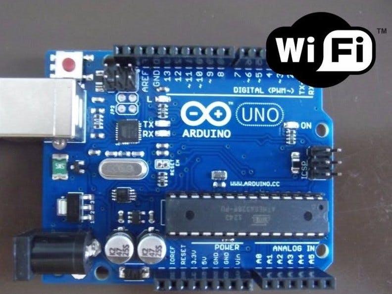 ESP8266 Arduino Communication - Hackster io