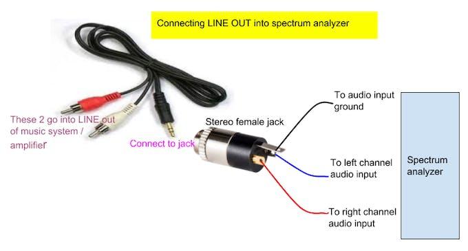 32-Band Audio Spectrum Visualizer Analyzer - Arduino Project Hub