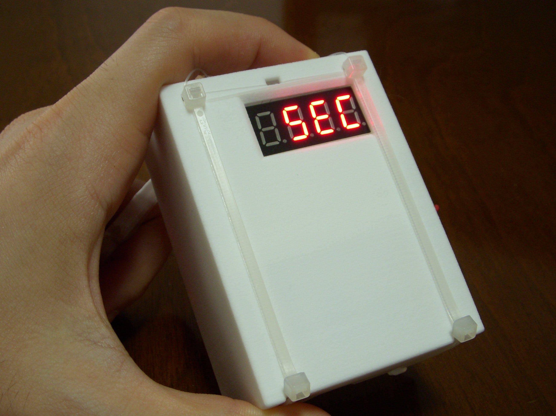 Zero Gravity Detector