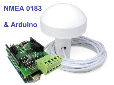How to Use NMEA-0183 with Arduino