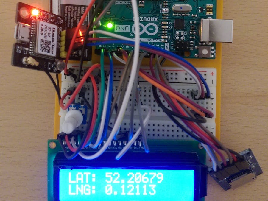 Developing GPS Tools for the Arduino