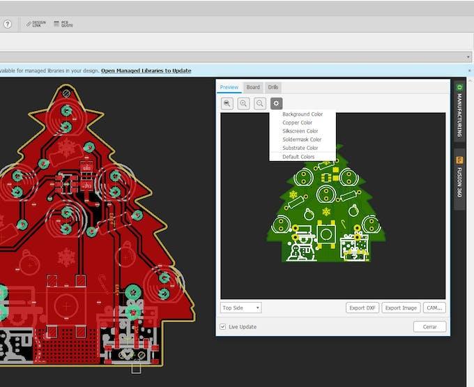 Xmas Tree Pin Badge & Ornament - Hackster io