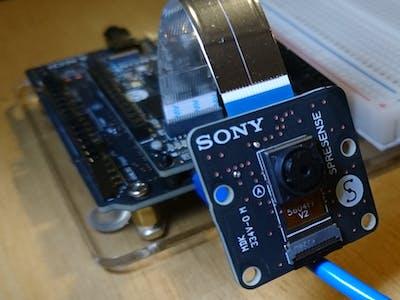 Sony Spresense Camera Basics