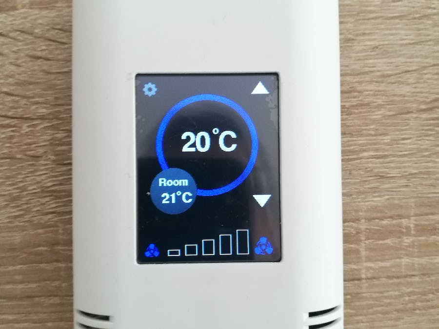 ESP8266 Modbus Thermostat with Touch - Hackster io