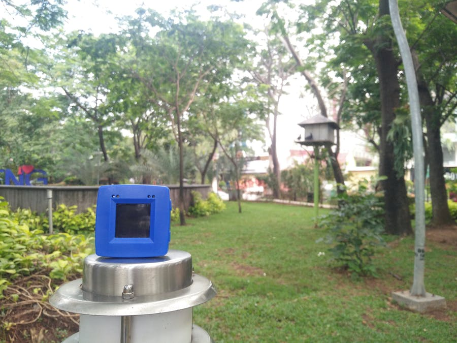 Public Park Asset and Condition Monitor