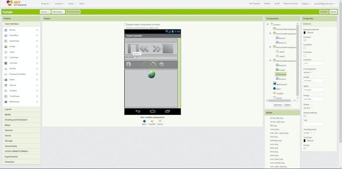 MIT App Inventor2