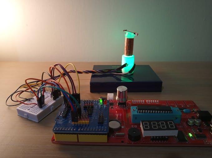 Colour sensor
