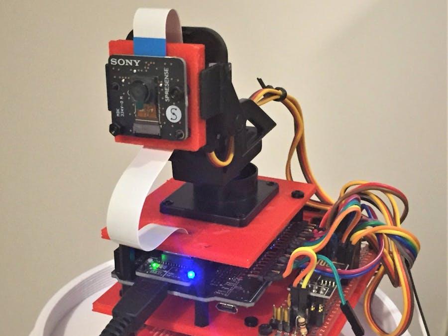 Portable Solar Powered Surveillance System