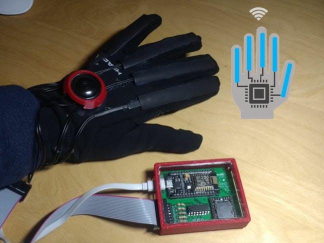 Gestr: A Smart Glove for Speech Impairments