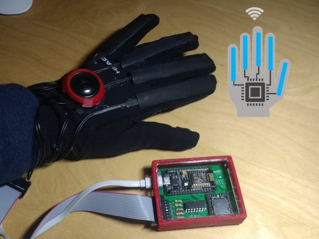 Gestr: A Smart Glove for Speech Impairments