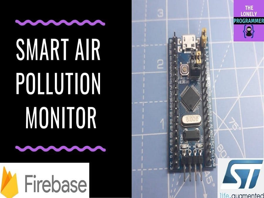 Smart Air Pollution Monitor