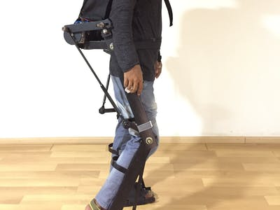 Exosuit for Differently Abled