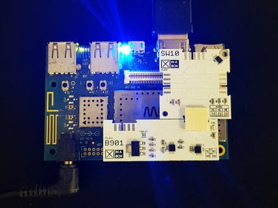 Using XinaBox with 96Boards Interface and DragonBoard 410C