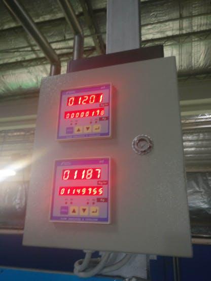Some MODBUS RTU enabled Flowrate Sensors