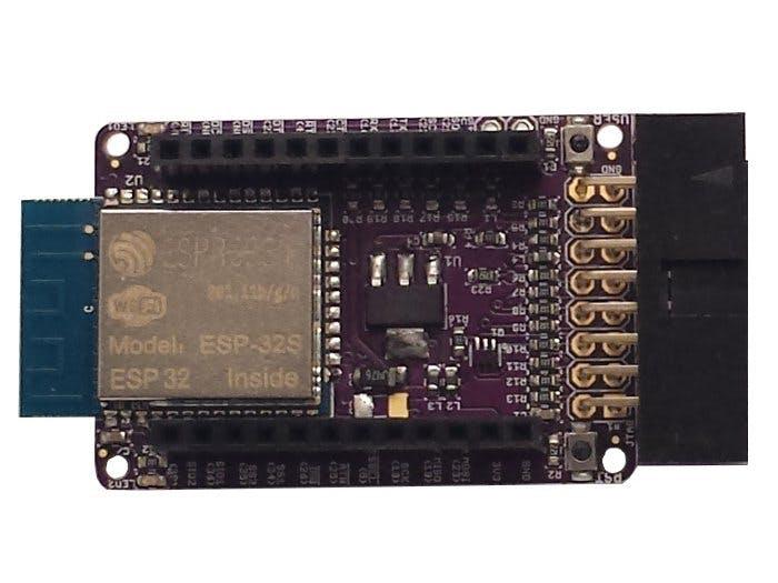 ThingSoC ESP32 Wi-Fi Module - Hackster io