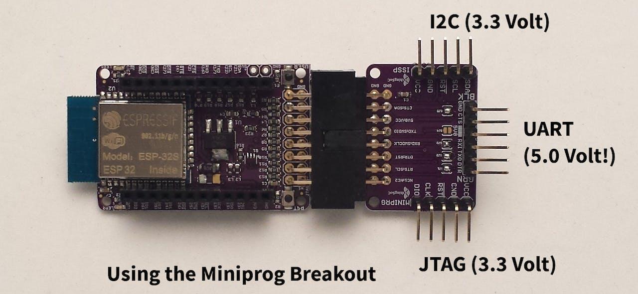 ThingSoC ESP32 Wi-Fi Module - Arduino Project Hub