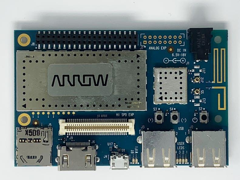 Cellular IoT Gateway w/DragonBoard 410c, Twilio SIM & modem