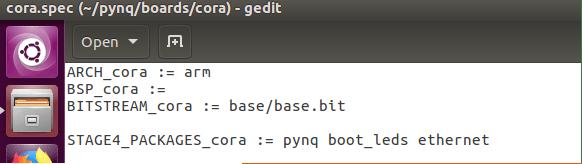 Making Cora Pynq - Digilent Projects