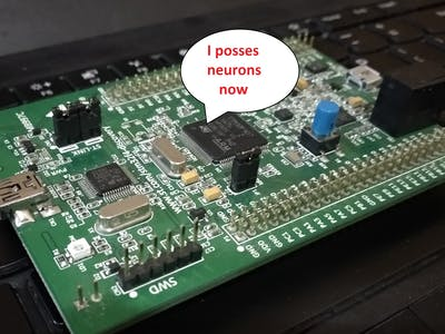 Neural network on Ada