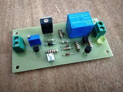 A 6V Power Circuit