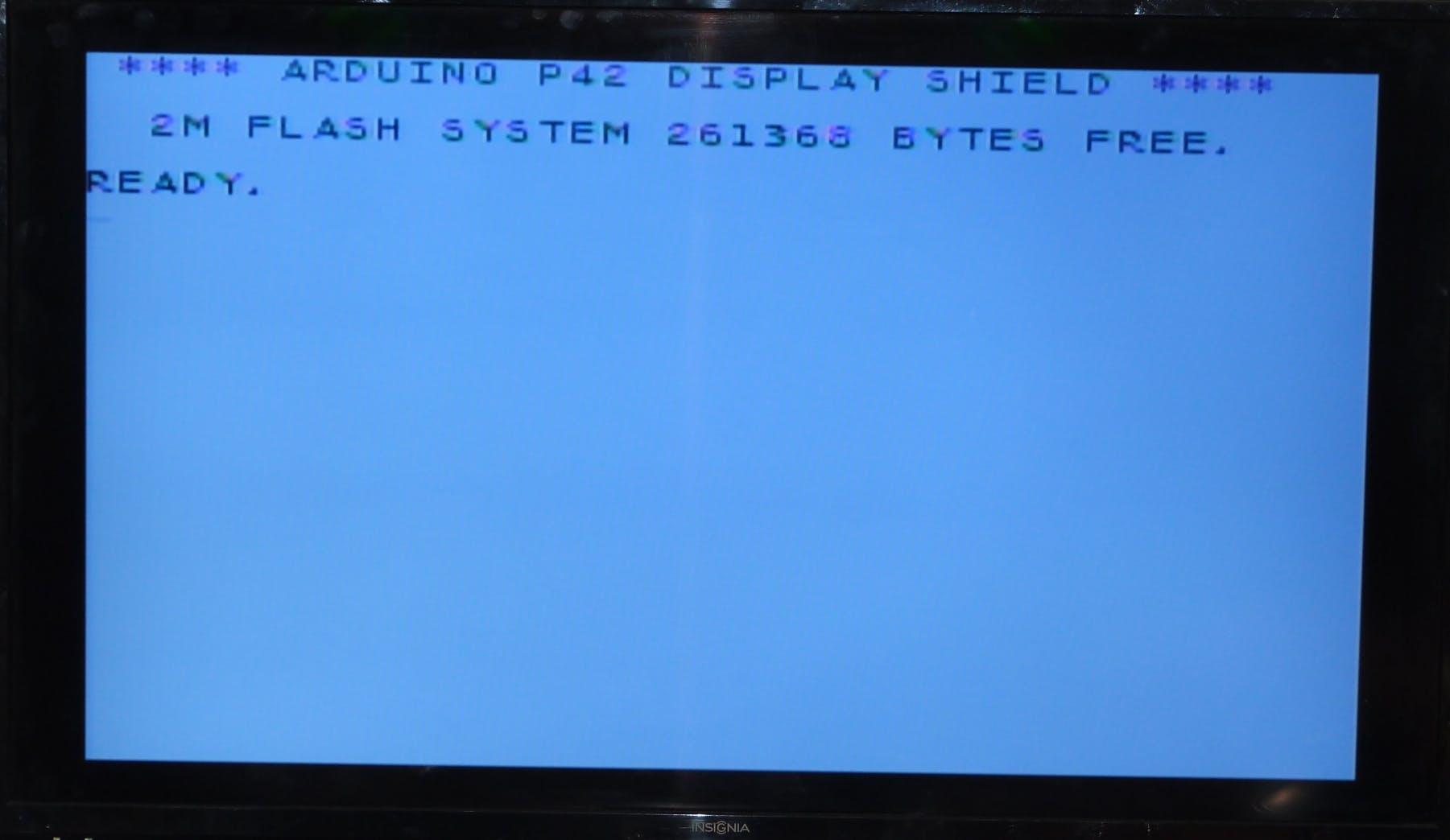 NTSC Start Screen :)