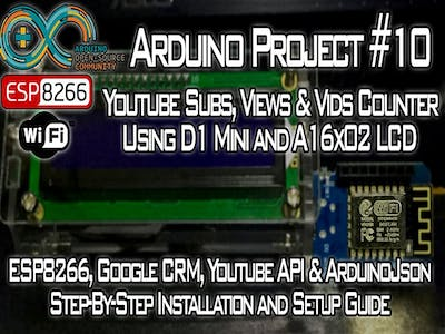 YouTube Subs, Views & Videos Counter